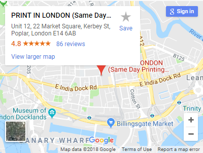 Same day business cards printing london instant visiting cards print in london uk reheart Image collections