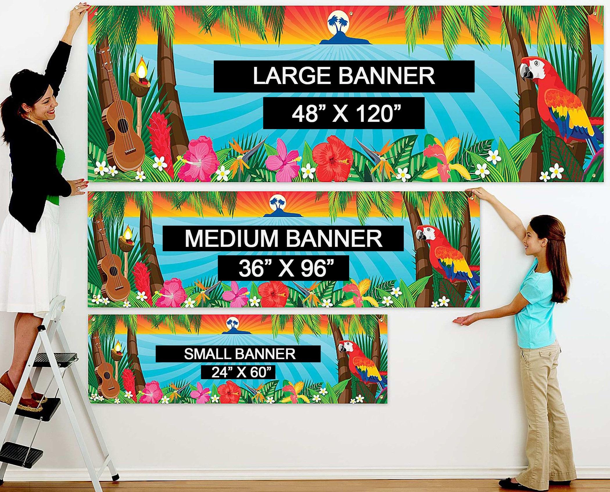 same day banner printing London