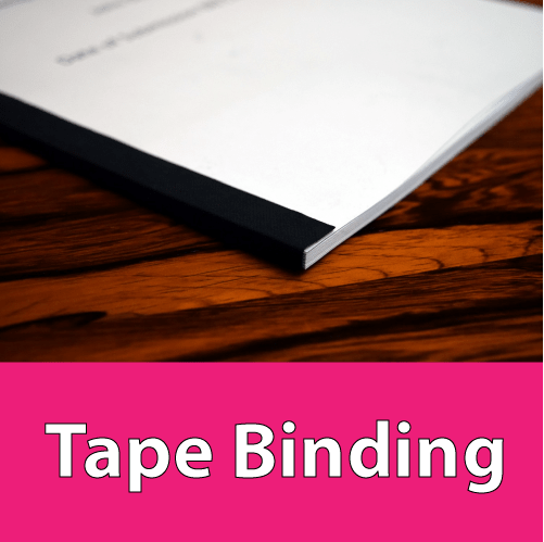 Tape Binding London