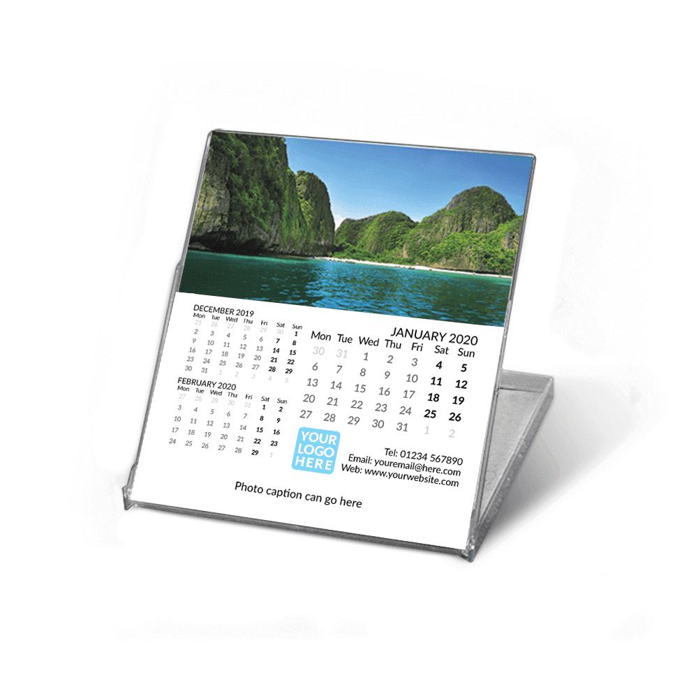 CD Case Calendars
