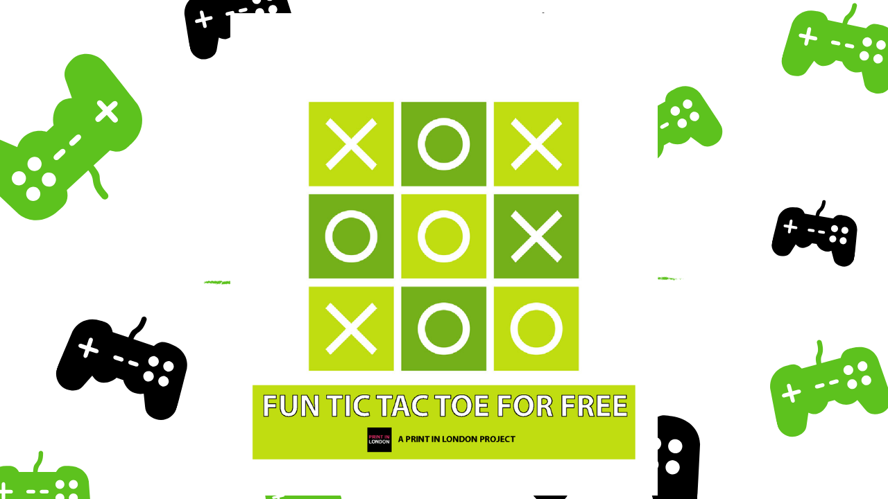 FUN TIC TAC TOE FOR FREE - Android app