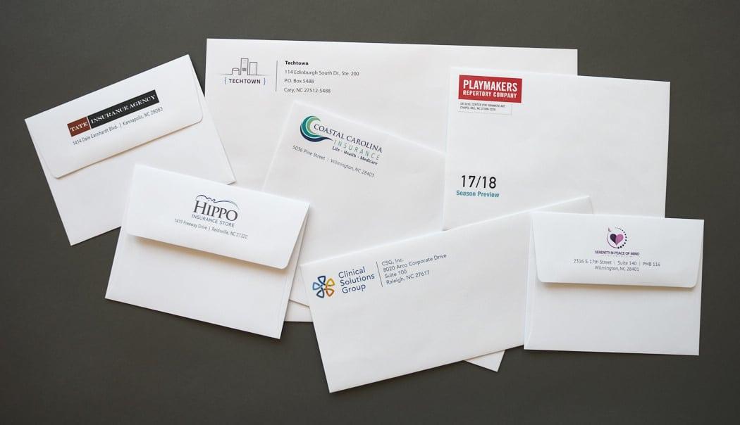 envelopes London