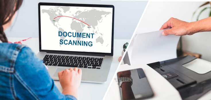 scanning services London